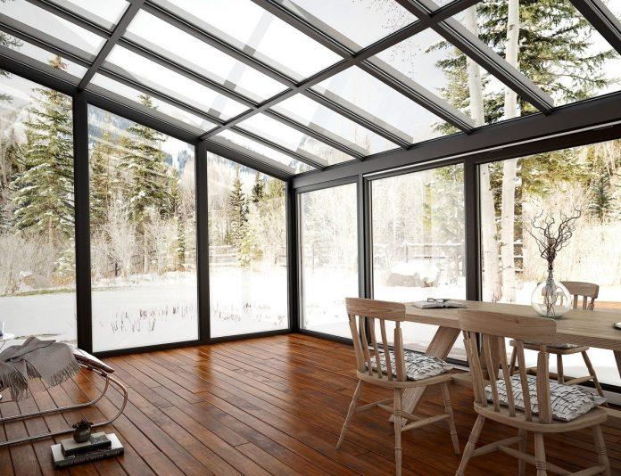 Jak stworzyć ogród zimowy przy domu