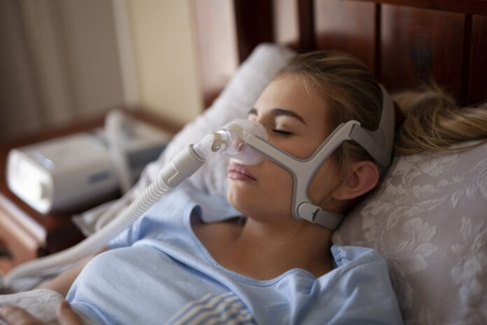 Jakie urządzenia pomagają w chorobach zaburzenia oddychania?